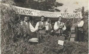 Zigeunerorkest Tata Mirando