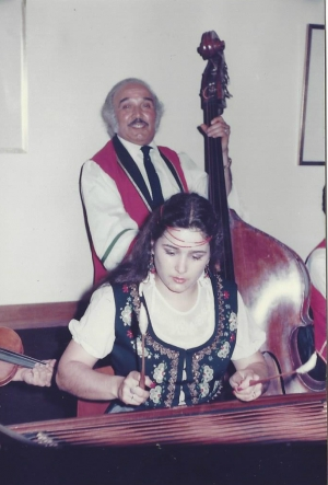 Optreden Tjaja Mirando