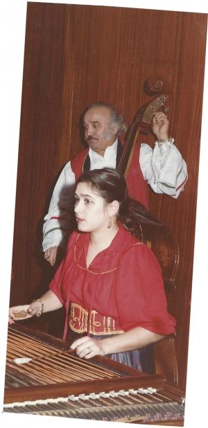 Zigeunermuziek Tjaja mirando